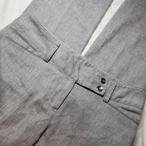 White House Black Market Legacy Linen Pant